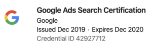 kennedy marketing and google ads